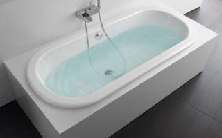 Акриловая ванна – лучший выбор для дома