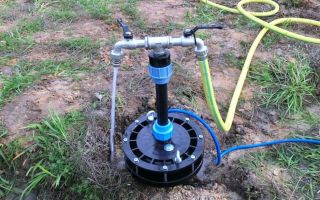 Летний водопровод и система полива