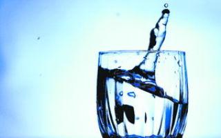 Значение чистой воды в процессе роста мышц