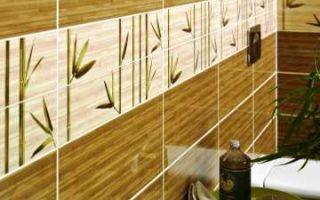 Керамическая плитка для отделки квартиры