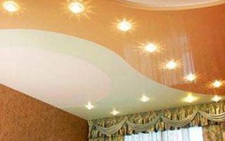 Инструкция по монтажу подвесных потолков