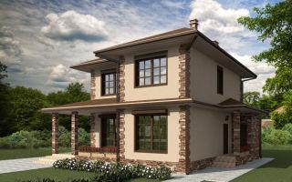 Разработка проектов загородных домов