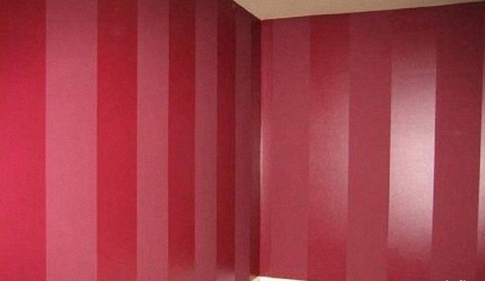 Матовая или глянцевая поверхность красок