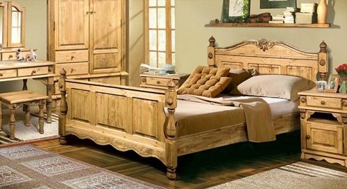 мебель из натурального дерева