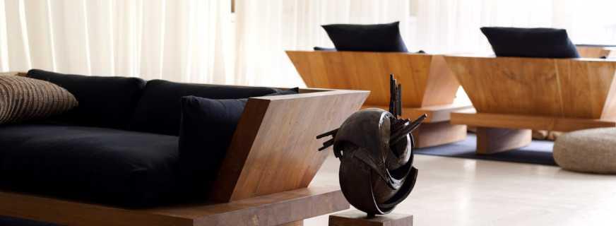дизайнерская мебель из качественных материалов