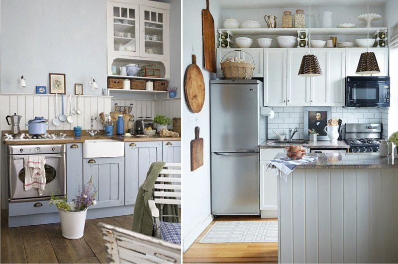 Декор-кухни-в-деревенском-стиле