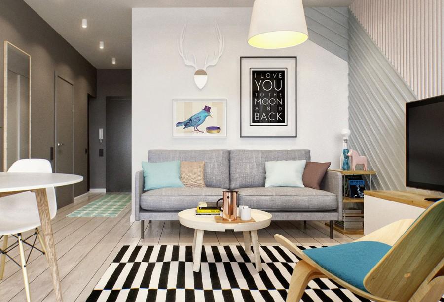 планировка современных квартир