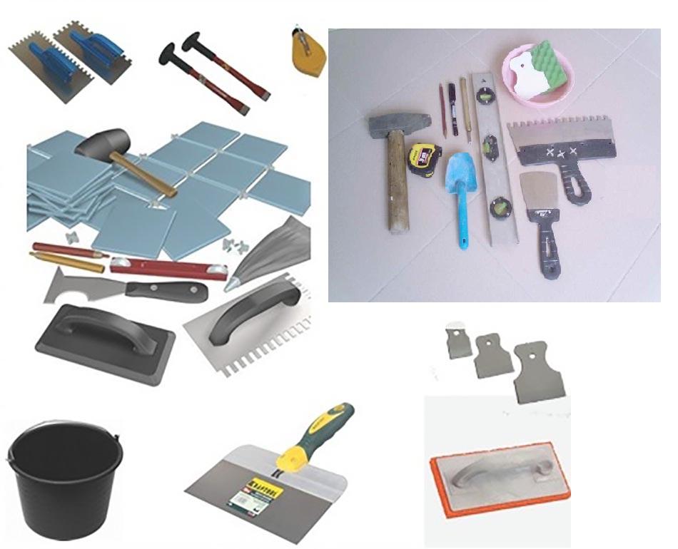 Инструменты, которые потребуются для выполнения работы