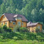 Особенности и преимущества проживания в загородном доме