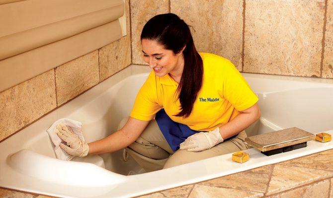 очищение ванны перед эмалировкой