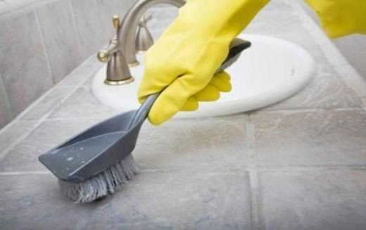 хлорка для очистки ванной