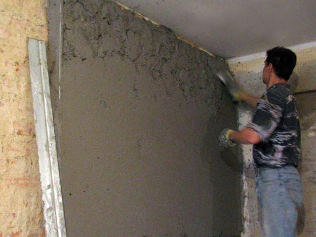 Раствор цементно-песчанный