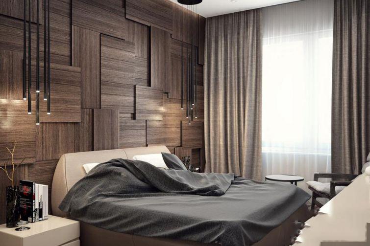 эко материалы в спальне