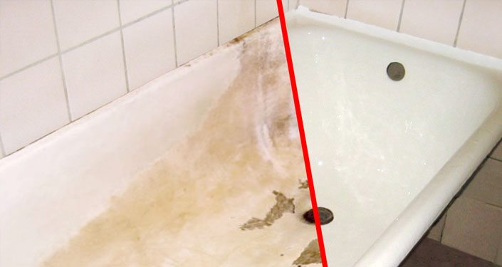 как покрасить ванну качественно и недорого