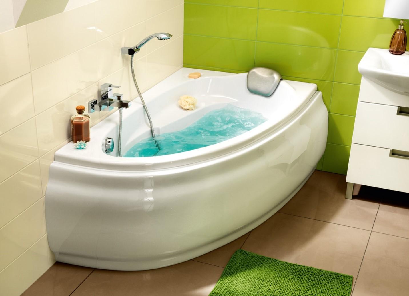 Правильные формы ванны