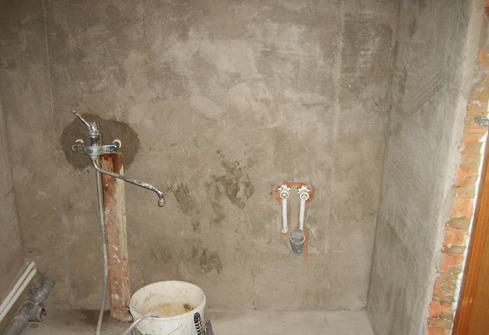 ремонт ванной в новостройке1