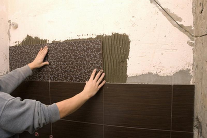 Выравнивание стен и потолка в ванной