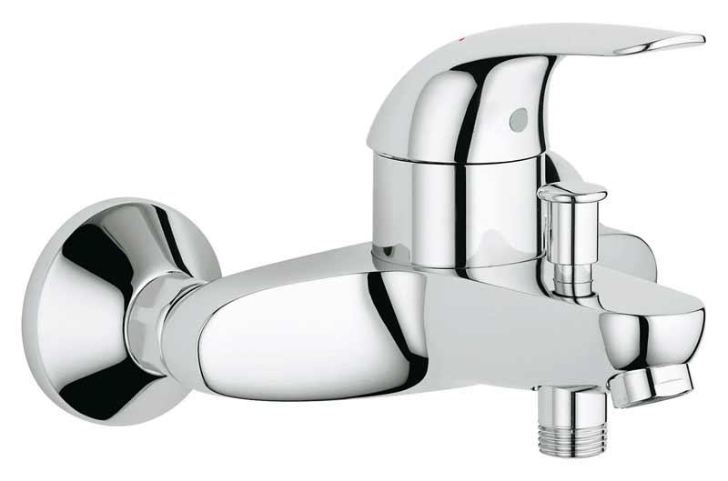 Ремонт смесителя в ванной1