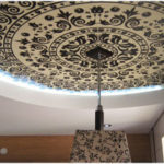 Удивительные идеи для украшения потолка