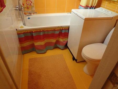 штора под ванну