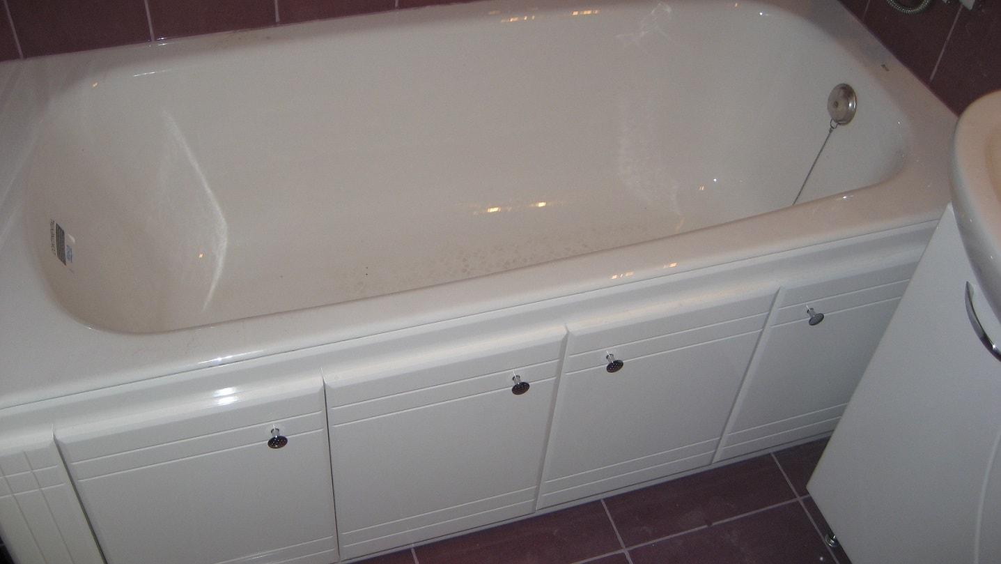 экран для акриловых ванн