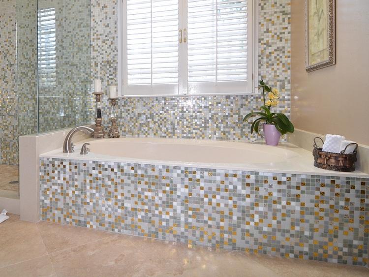 Экран под ванну керамический