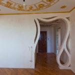 Декоративная отделка дверных проемов