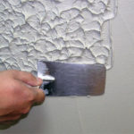 Шпаклевка стен в ванной под покраску