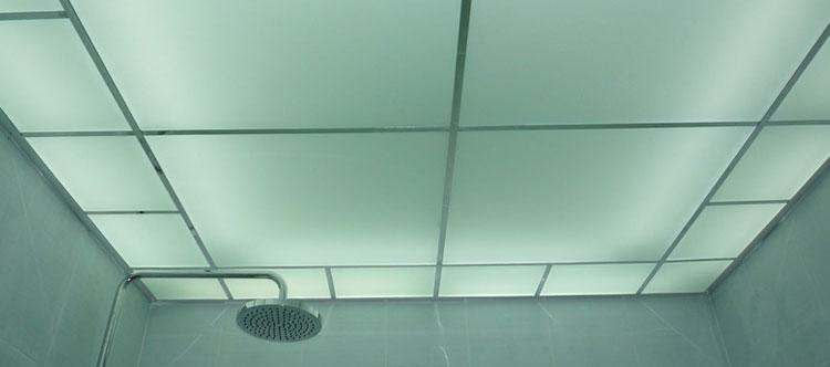 отделка потолков - варианты