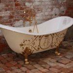 обновить чугунную ванну