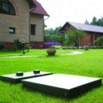 Септики для загородного дома