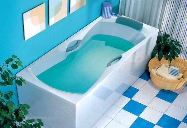 Способы установки ванны