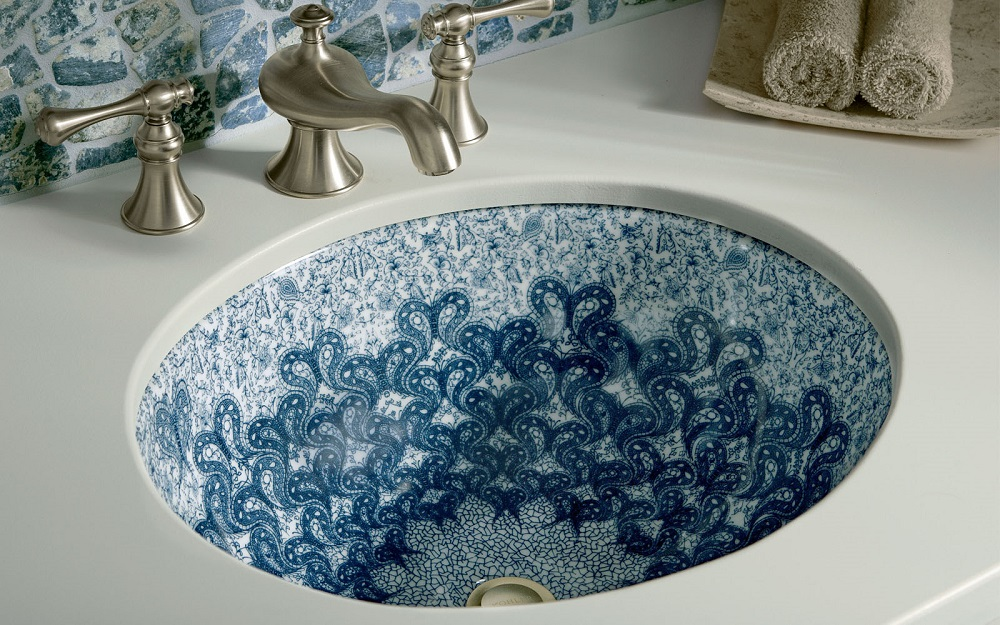 раковина из керамики