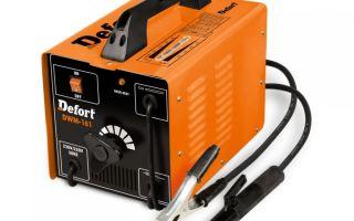 Выбор сварочных агрегатов