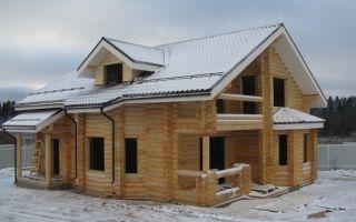 Деревянные дома и бани от строительной фирмы Валента