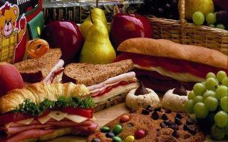 Здоровые привычки в питании для продуктивных тренировок