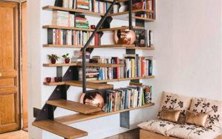 Обустраиваем места для хранения книг