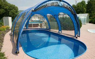 Оборудование бассейна на даче