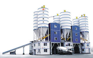 Особенности работы бетоносмесительных установок