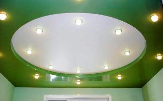 Подвесной потолок. Этапы монтажа
