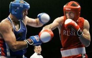 Открытый шлем для бокса