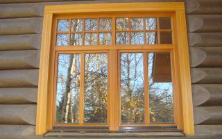 Основные характеристики деревянных окон