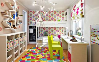Важные нюансы, которые нужно учитывать при ремонте детской комнаты