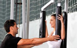 Преимущества фитнеса с личным тренером