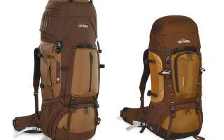 Как выбрать рюкзак в поход?