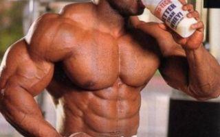 Спортивное питание – протеины