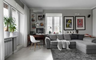 Тенденции планировки современных квартир