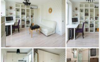 Организация пространства в малогабаритных квартирах