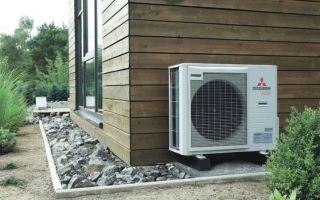 Отопление при помощи кондиционера