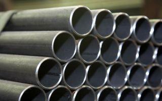 Достоинства и недостатки стальных труб